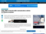 Skylo, BSNL to launch mobile communications solution for fisheries ecosystem