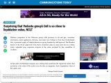Surprising that Vedanta group's bid is so close to liquidation value, NCLT