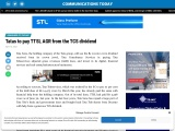 Tatas to pay TTSL AGR from the TCS dividend