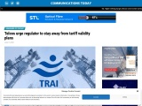 Telcos urge regulator to stay away from tariff validity plans