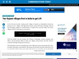Two Gujarat villages first in India to get LiFi