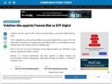 Vodafone Idea appoints Poonam Bhat as EVP-Digital