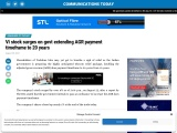 Vi stock surges on govt extending AGR payment timeframe to 20 years