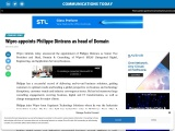 Wipro appoints Philippe Dintrans as head of Domain