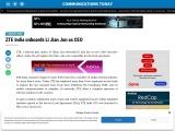 ZTE India onboards Li Jian Jun as CEO