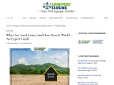 What Are Land Loans And How Does It Work? – An Expert Guide