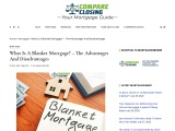 What Is A Blanket Mortgage? – The Advantages And Disadvantages