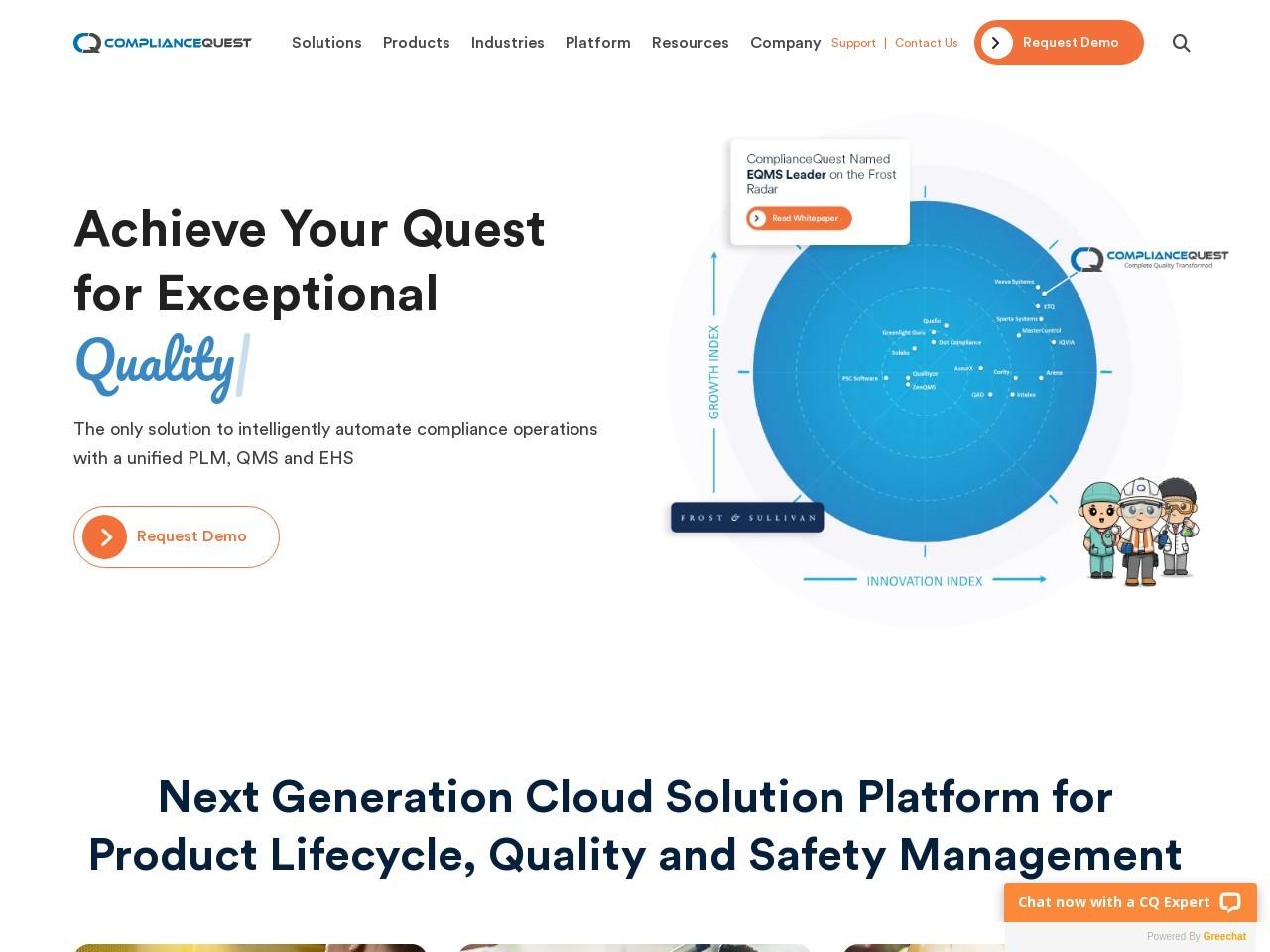 IATF 16949 Software – ComplianceQuest Solutions