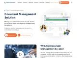 Document Management Solution & compliance-based DMS