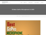10 Best GoPro Microphone In 2021 – Expert Review!