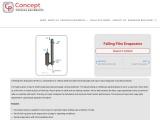Falling Film Evaporator – FFE / Evaporator | Concept Process Equipment