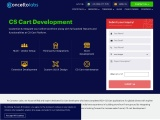 CS Cart development company | Hire CS Cart Developer
