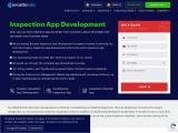 Inspection App Development Company | Hire Inspection app developer