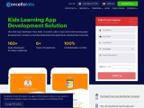 Kids App Development Company | Hire Kids App Developer