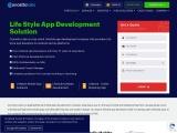 Lifestyle Mobile App Development Company India | Android, iOS