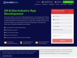 Oil & Gas Mobile App Development Company | Android & iPhone