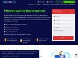 Phonegap Mobile App Development Company, hire phonegap developer
