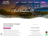East Windsor, CT independent senior apartments – Connect 55+