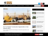 Are You Ready? Construction Opportunities in Sub-Saharan Africa
