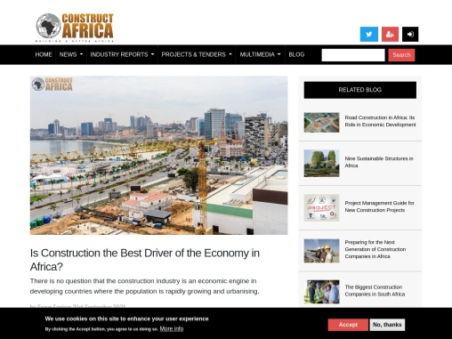 Is Construction the Best Economy in Africa?