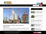 Project Finance in Africa: A New Investment Opportunity?