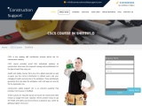CSCS Course in Sheffield | Online Discount Offers