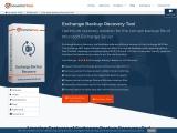 Corrupt backup file of Microsoft Exchange Server
