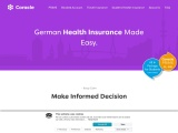 Germany Health Insurance | Coracle | Health Insurance
