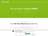 PRIME Coracle | Blocked Account | Health insurance