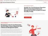 restaurant management software, Bahrain