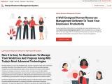 Human Resource Management System in Saudi Arabia