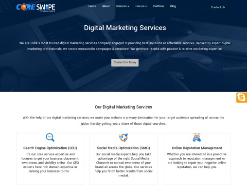 Best Digital Marketing Services in India | SEO, SMO, PPC, ORM