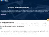Top Native App Development Company in India and USA
