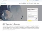 gst registration in bangalore   gst registration