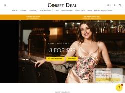 Corset Deal screenshot