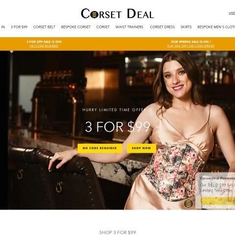 Corsetdeal.co.uk Coupon Codes, Corsetdeal.co.uk coupon, Corsetdeal.co.uk discount code, Corsetdeal.co.uk promo code, Corsetdeal.co.uk special offers, Corsetdeal.co.uk discount coupon, Corsetdeal.co.uk deals