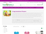 Congratulation Flowers and Bouquets
