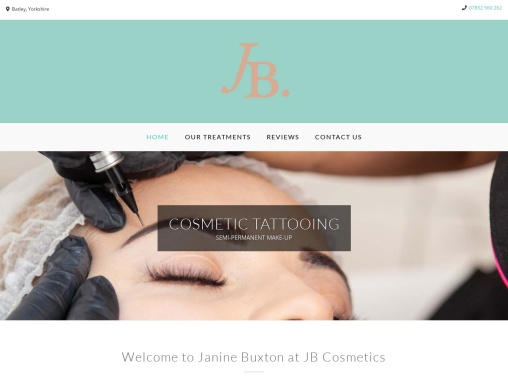 Cosmetic Tattooing           .