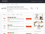 Ajio Coupons, Promo Code Offers June 2021: Get up to 80% OFF on Fashion Range