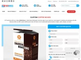 Highlight the main features of your product with Custom Coffee Boxes