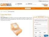 Custom Paper Boxes || Bulk Crinkle Paper