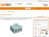 Pastry Packaging Boxes | Pastry Boxes Wholesale