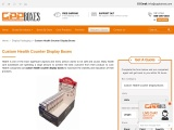Get Your Health Counter Display Boxes