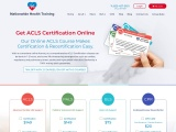 ACLS Certification Online AHA Approved | ACLS PALS Certification