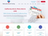 CPR certification Los Angeles | ACLS Certification Los Angeles | PALS Los Angeles