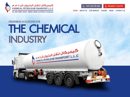 Transportation of oil and gas   Logistic companies in uae