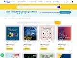 Computer Engineering Solution Manuals