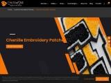 Unique & Authentic Custom Chenille Patches | Cre8iveSkill
