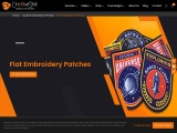 Best Custom Embroidered Patches At Affordable Price | Cre8iveSkill