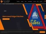 Get Merrowed Edge Patches affordable price | Cre8iveSkill